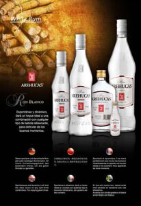 White Rum Ron Blanco