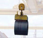 Electromagnet weight 30 t